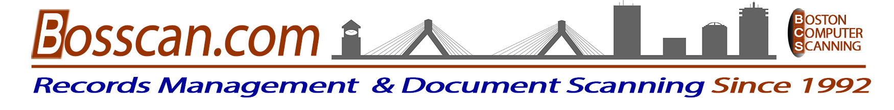 Paper to PDF Boston Since 1992